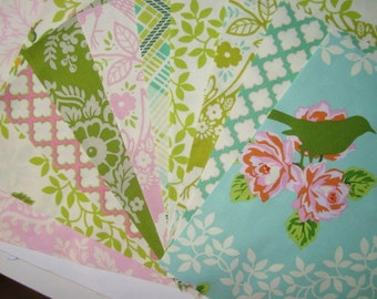Up Parasol by Heather Bailey for Free Spirit  Layer Cake