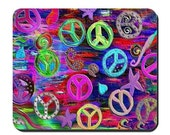 "Special order ""Peace"" mousepad"