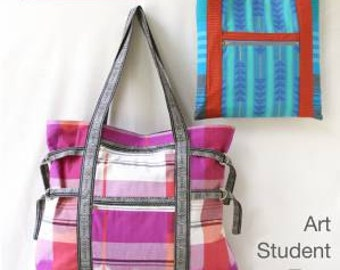 Art Student Tote Anna Maria Horner Sewing Pattern