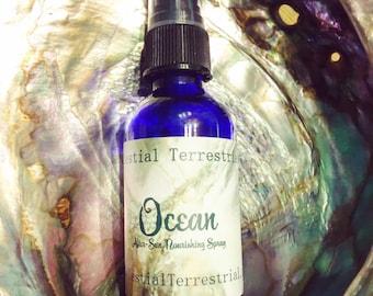 OCEAN Nourishing Face and Body Spray