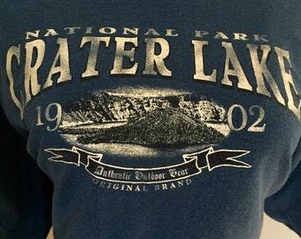 Vintage Crater Lake National Park T-Shirt