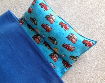 Personalized Nap Math, Great for daycare, preschool or kindergarten, boys. Cars