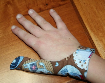 Thumb guard, Stop thumb sucking, Help kids stop thumb sucking. *Add Optional Buckle Clasp!!*