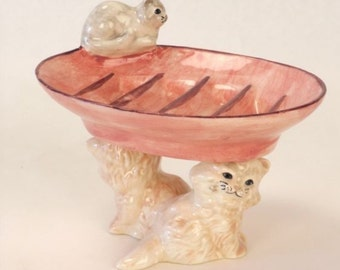 Cat Soap Dish