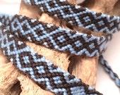 Set of 3 matching friendship bracelets