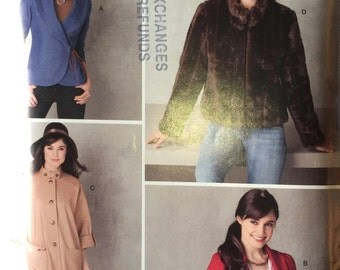 Simplicity 2150 Sewing Pattern, Ladies Jackets, 14, 16, 18, 20, 22