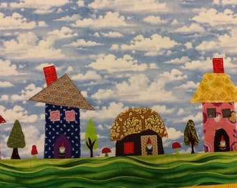 Gnome Homes Wallhanging #7