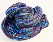 Constellations II - Hand Dyed Wool Worsted Weight Yarn