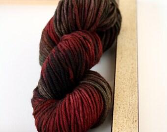 Malabrigo - Twist - Yarn - Stonechat - worsted weight - Merino Wool - Yarn - wool