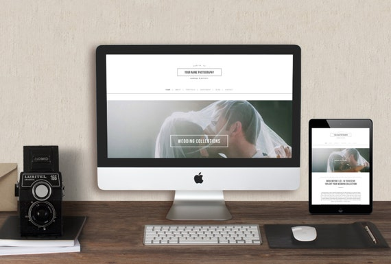 best squarespace template for video - squarespace template for photographers creatives