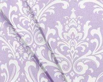 Lavender Napkins Floral Damask Wisteria Wedding Table Centerpiece Fabric Purple Napkins Linens Decoration