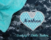 Reserved Army  Blanket Listing for Alecia