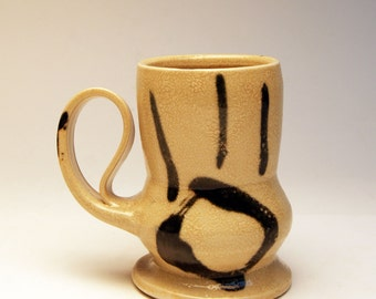 Porcelain Coffee Mug