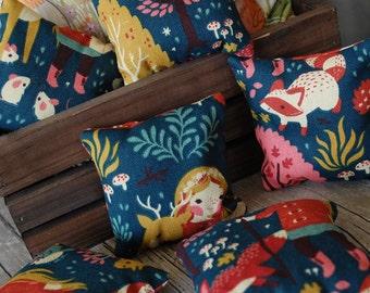 Balsam Sachet - Pine Scented Decorative Pillow