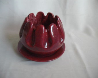 Ceramic Pinch Pot Planter