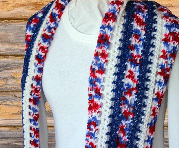 Crochet Cowl Pattern, Easy to Crochet Scarf Pattern ...