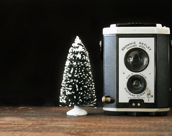 Kodak Brownie Camera, Kodak Brownie Reflex Synchro, Vintage Brownie Camera, Retro Photo Prop