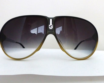 Rare CARRERA 5574 Sunglasses Ski // Austria/new gradient sunglass lenses