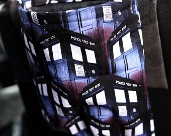 Doctor Who Car Trash Bag or Storage