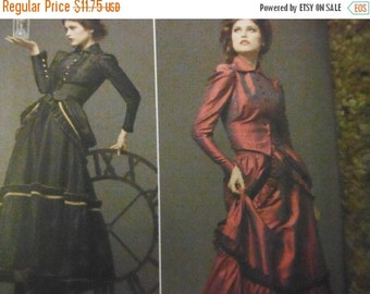 Historical Patterns--Steampun style--Multi Sizes 6-12--UNCUT PATTERNS 10% off vintage look listings