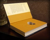 Hollow Book Safe with Heart (The Princess Bride)
