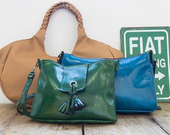 20% Off - 978 Three Faux Leather Bags PDF Pattern Combo