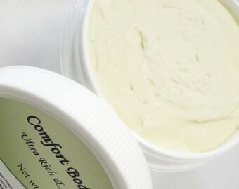 Shea Butter Body Butter, Natural Vegan Body Butter