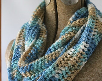 Blue Neutral Cowl