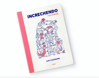 Increchendo Colorable Book