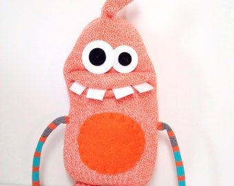 ORNO - Handmade Monster, Sock Monster