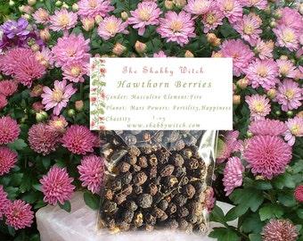 Hawthorn Berries, Certified Organic 1.oz