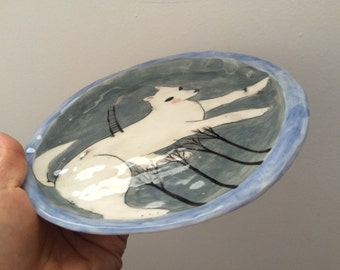 One of a kind plate 5
