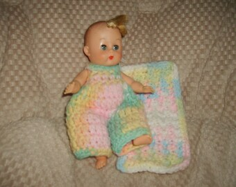 Vintage Baby Doll-Sweet