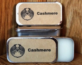 Cashmere (type) Solid Perfume Balm