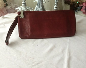 Hobo Wristlet Clutch Bag