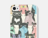 Cat iPhone 6 Case Cat Phone Case Cat Lover Gift Cat Lady Gift iPhone SE Case Samsung Galaxy S6 Case Cat iPhone 6s Case Cat iPhone 5s Case