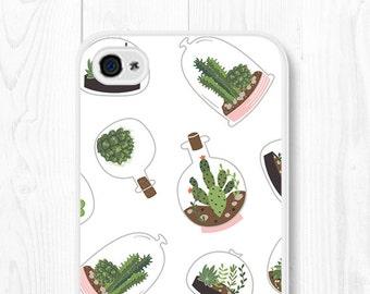 Cactus iPhone 6 Case Cactus Phone Case iPhone 6s Plus Case Samsung Galaxy S7 Case Cactus iPhone SE Case Cactus iPhone 5 Case iPhone 6s Case