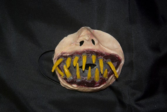 Chompers Face Mask