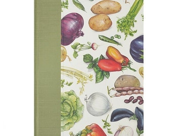 Recipe Book Blank FROM the GARDEN