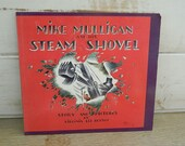 Mike Mulligan and His Steam Shovel - by Virginia Lee Burton - Paperback - 1976 Edition