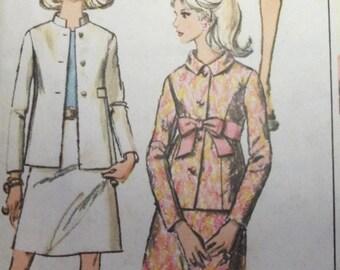 Vintage Suit Pattern Simplicity 7862