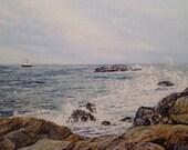 Watercolor Print Walker P...
