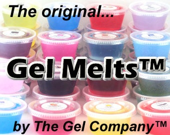 3 Sunshine Scented Gel Melts™ for tart warmers & burners hand poured by The Gel Candle Co. Peel, Melt, and Enjoy The Aroma FREE SHIPPING