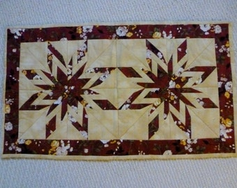 Quilted Table Runner - Ready to Ship