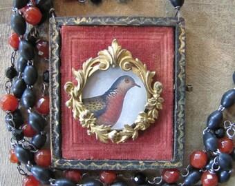 A Framed Bird