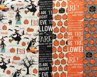 Witch Hazel 5 FQ set October Afternoon Riley Blake fabrics OOP HTF