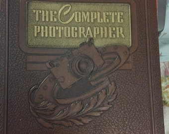 1942 magazines The COMPLETE PHOTOGRAPHER issues 31, 32, 33, 34, 35, 36 excellent photographs camera information, insect photography lighting