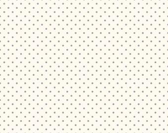 Cream Dot Fabric Cream Tonal Cream Polka Dot Riley Blake Le : polka dot quilt fabric - Adamdwight.com