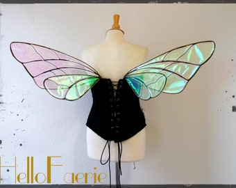 Marvel Wasp Insect Fairy Bug wings Cosplay Comic con