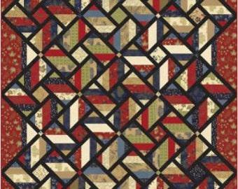 Lumber Mill - Quilt Pattern by Antler Quilt Design